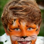Maquillage-tigre-mariage