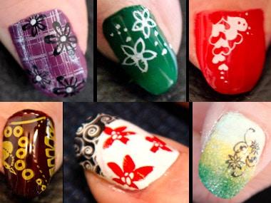 animation nail art