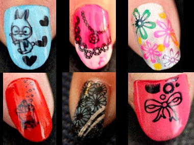 décoration ongles