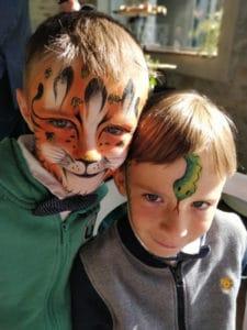 maquillage-serpent-et-tigre